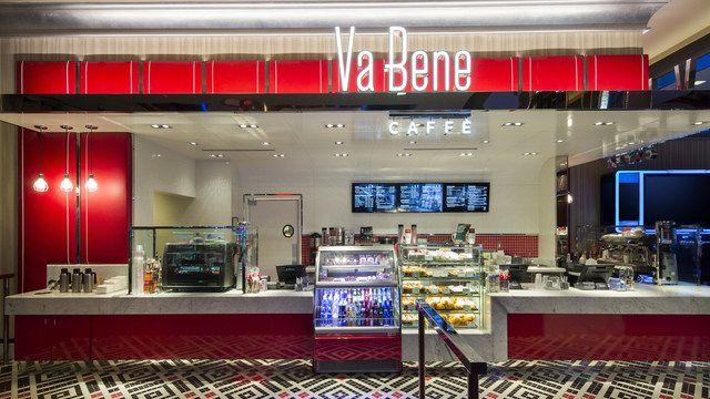 Va Bene Caffe Cosmopolitan Las Vegas