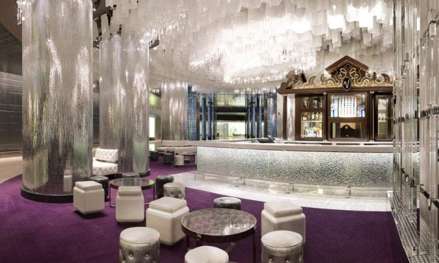 Vesper Bar Cosmopolitan Las Vegas