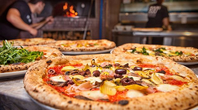 800 Degrees Neapolitan Pizzeria SLS Las Vegas
