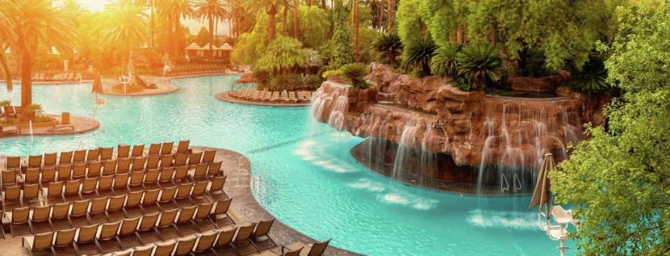 Mirage Las Vegas Pool