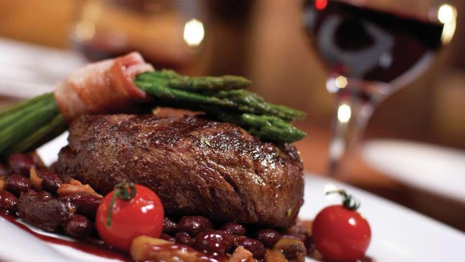 New York New York Las Vegas Gallagher's Steakhouse