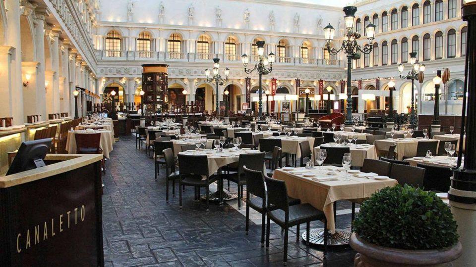 Palazzo Las Vegas Canaletto
