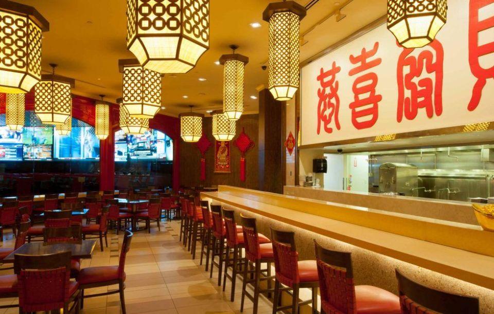 Palazzo Las Vegas Noodle Asia