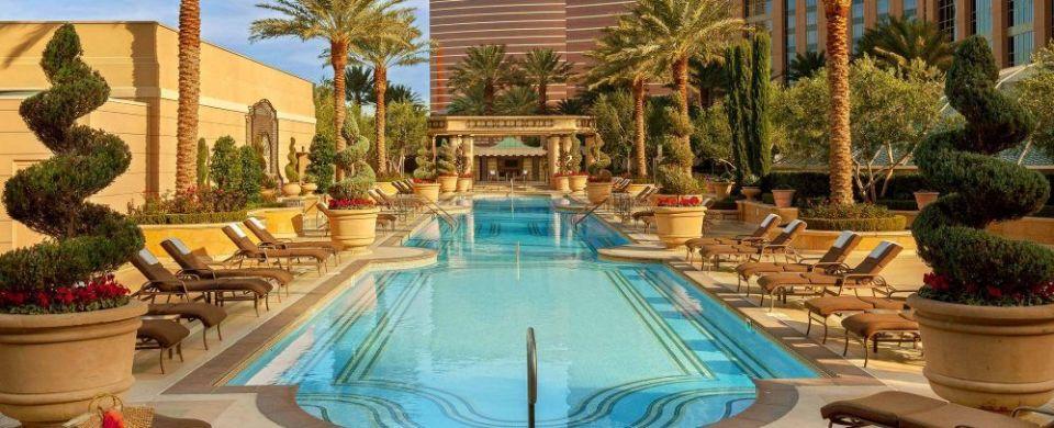 Palazzo Las Vegas Pool