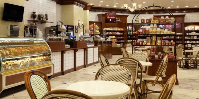Paris Las Vegas Cafe Belle Madeleine