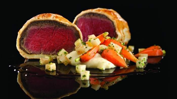 Paris Las Vegas Gordon Ramsay Steak