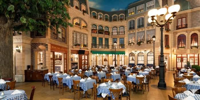 Paris Las Vegas Le Cafe Ile Saint Louis