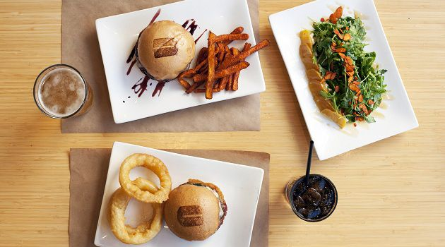 Umami Burger, Beer Garden & Sports Book SLS Las Vegas