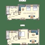Encore Las Vegas Panoramic Suite Floorplan