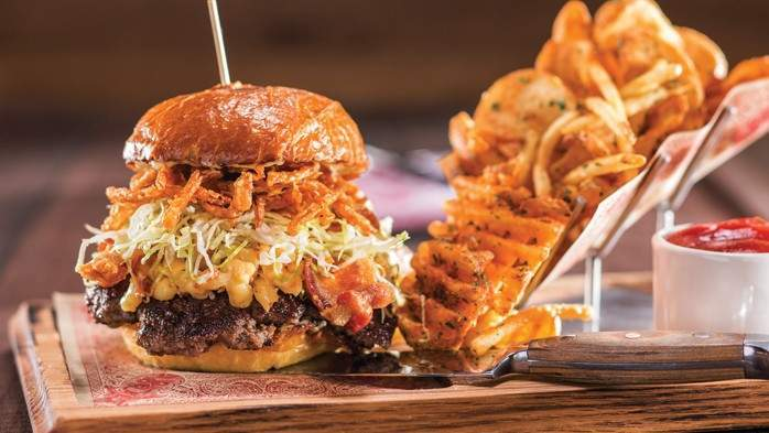 Guy Fieri's Vegas Kitchen & Bar The Linq Las Vegas