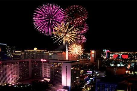 Las Vegas New Years Eve