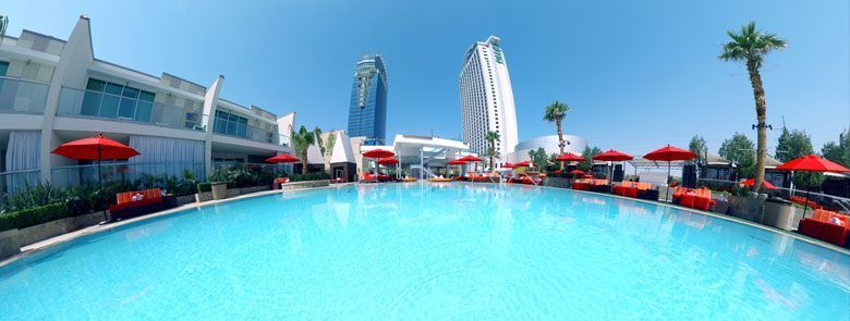 Palms Las Vegas Pool