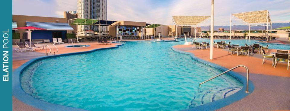 Stratosphere Las Vegas Pool