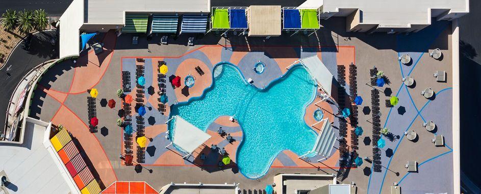 Stratosphere Las Vegas Resort Pool