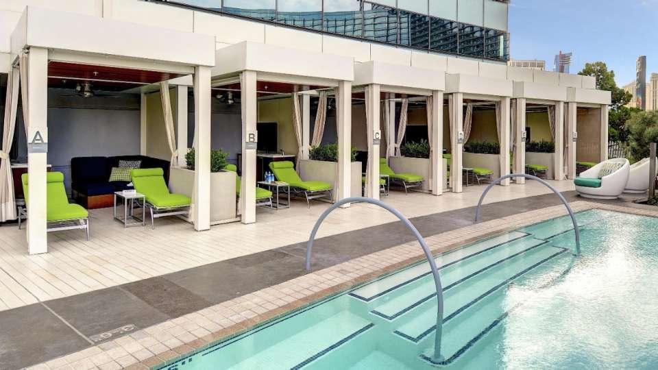 Vdara Las Vegas Pool