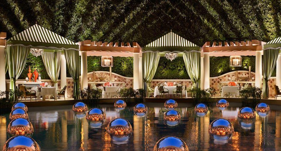 Wynn Las Vegas Costa Di Mare Restaurant