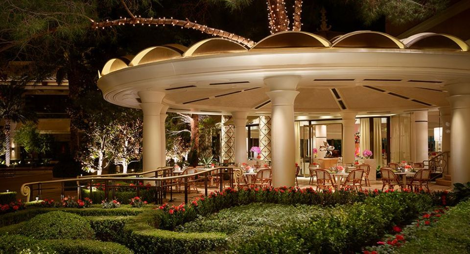 Wynn Las Vegas Jardin Restaurant