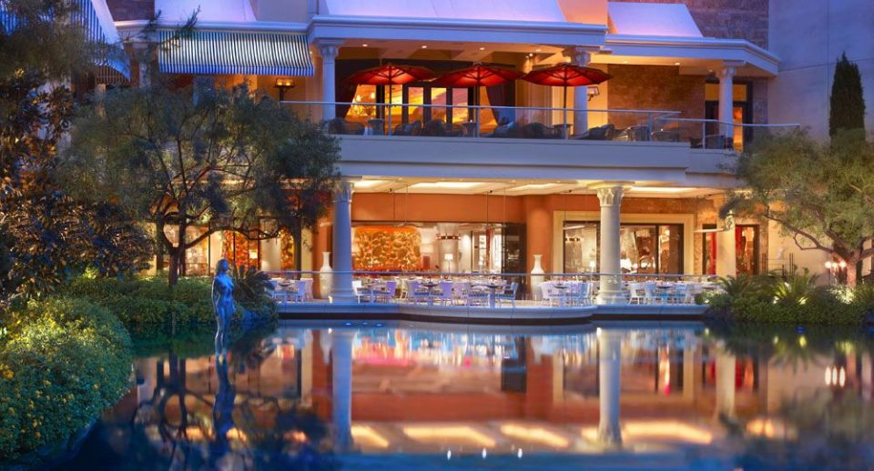 Wynn Las Vegas Lakeside Seafood Restaurant