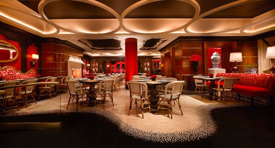 Wynn Las Vegas Red 8 Restaurant