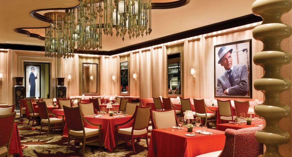 Wynn Las Vegas Sinatra Restaurant