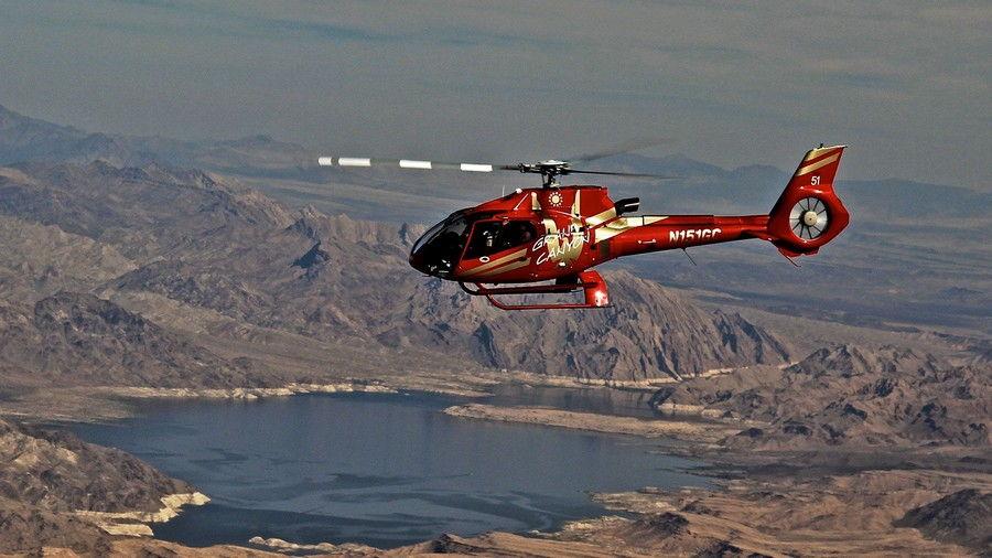 Grand Canyon Helicopter Tour Golden Eagle Air Tour