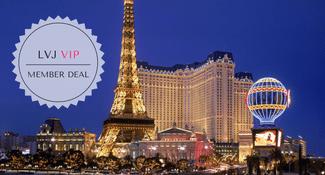 Paris Las Vegas VIP Member Deals Discount