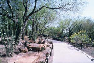 Ethel M Chocolates Botanical Garden Las Vegas