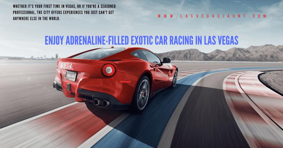 Exotic Car Racing Las Vegas Discount