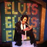 Madame Tussauds Las Vegas Elvis Presley