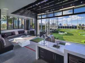 Top Golf Las Vegas Cabana