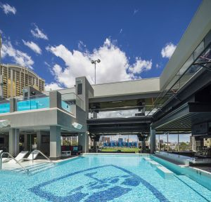 Top Golf Las Vegas Pool
