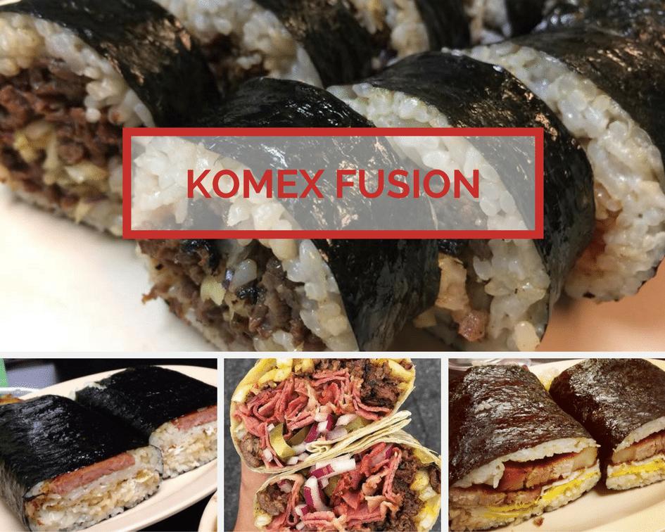 Komex Fusion Las Vegas