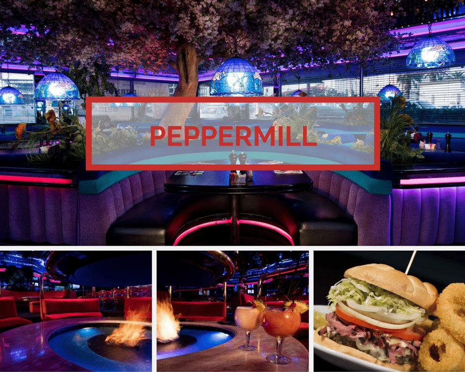 The Peppermill Restaurant & Fireside Lounge Las Vegas