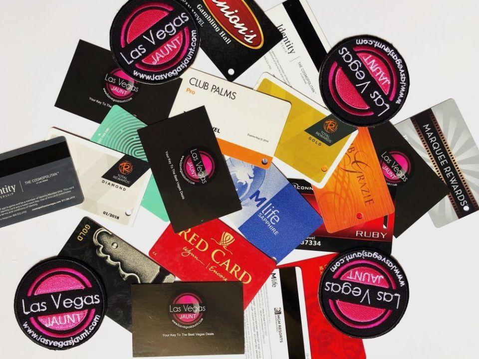 vegas casino players club cards