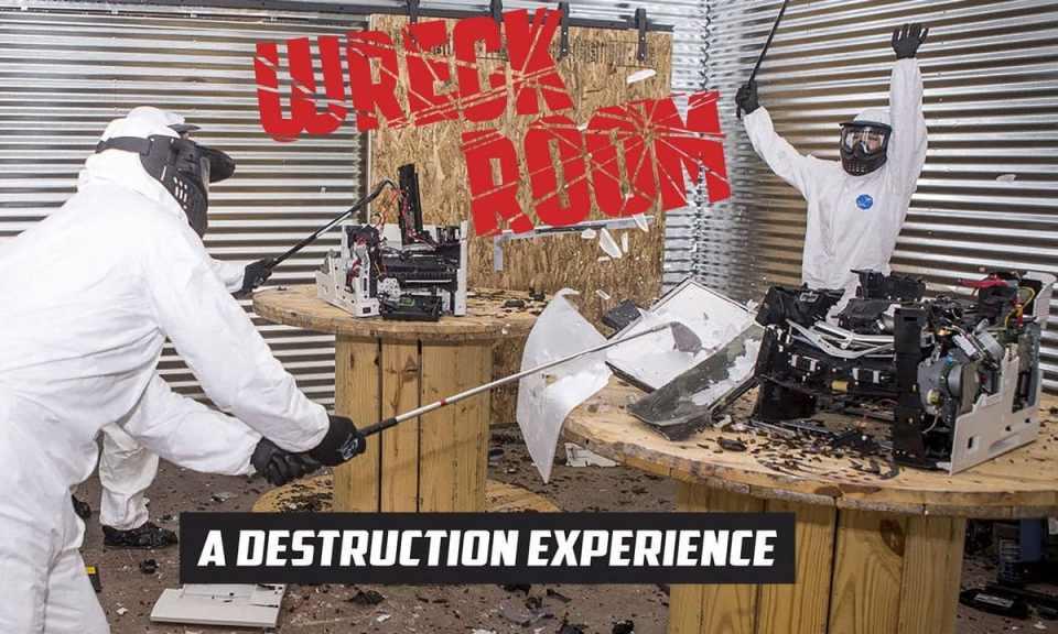 Wreck Room Vegas Triple Smash