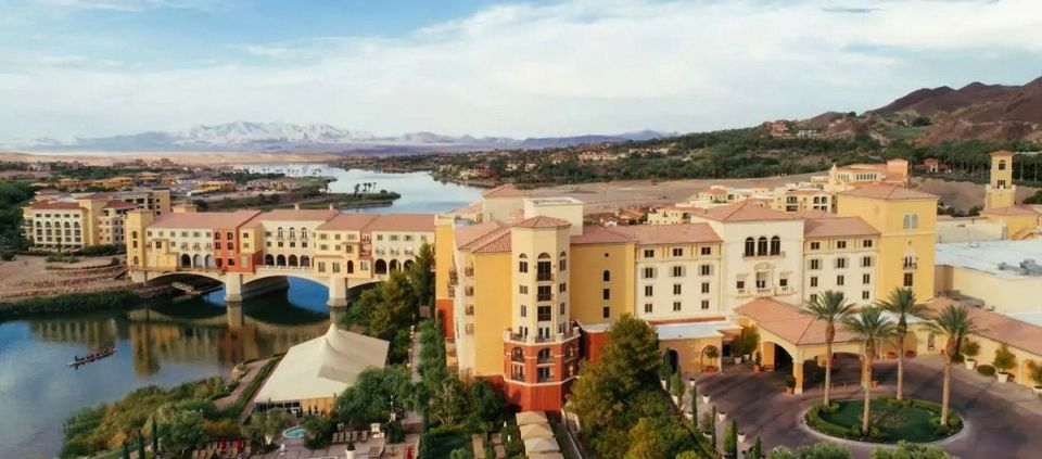 Hilton Lake Las Vegas Exterior