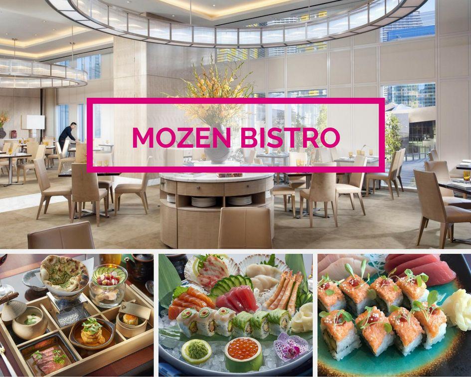 MOzen Bistro at Mandarin Oriental Las Vegas