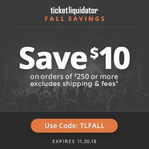 ticket liquidator discount coupon