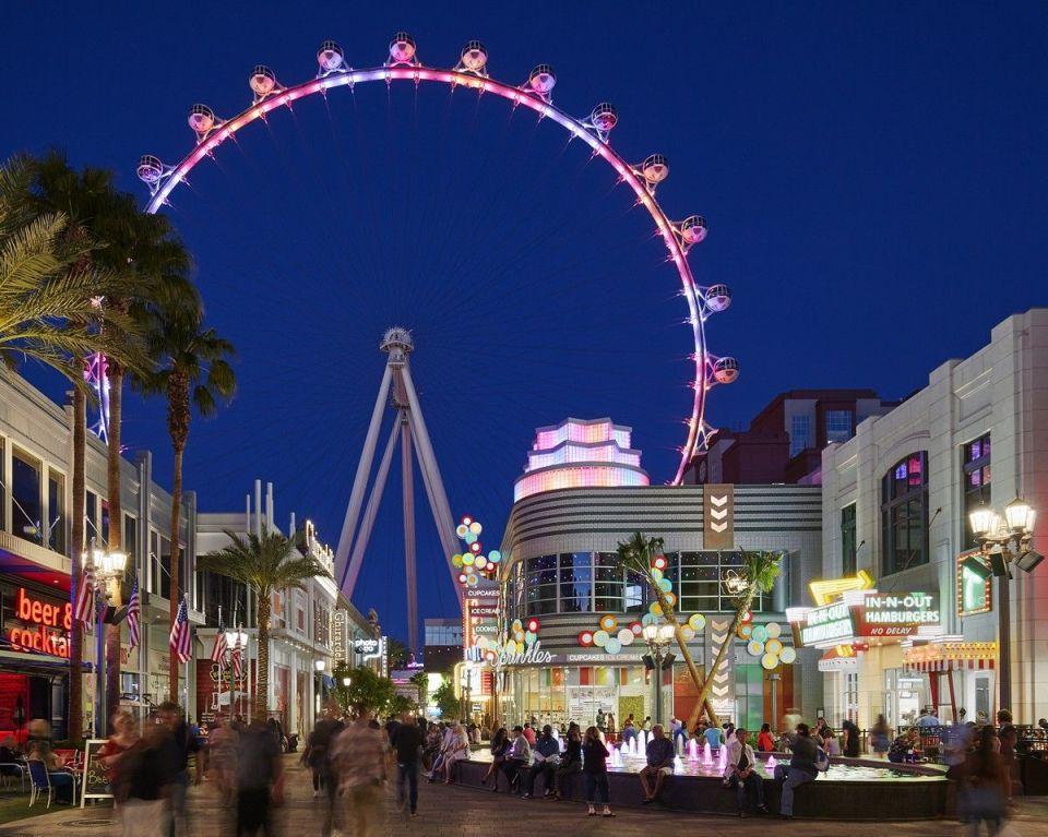 The Linq Promenade Las Vegas