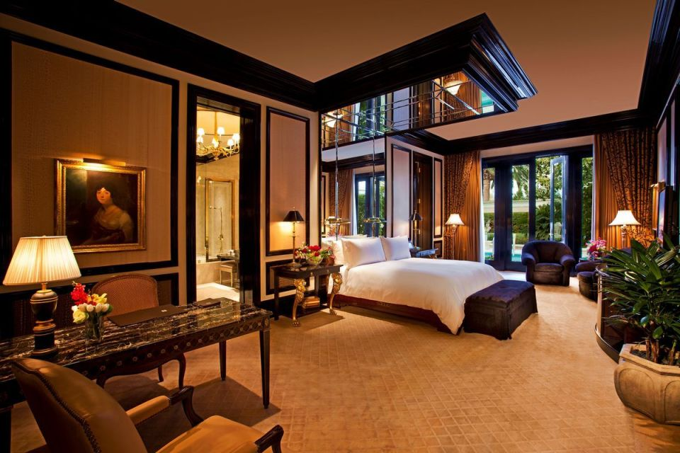 The 13 Most Luxurious Suites Of Las Vegas Lasvegasjaunt Com