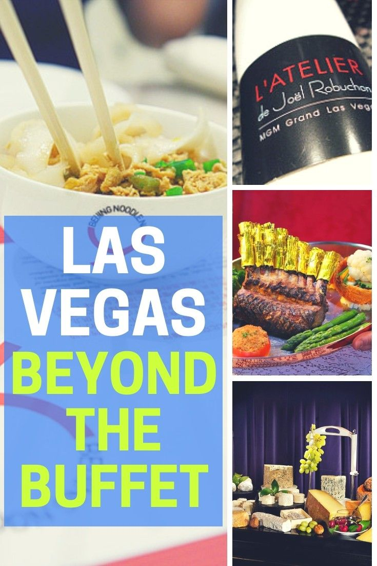 Unique And Extravagant Las Vegas Dining Experiences