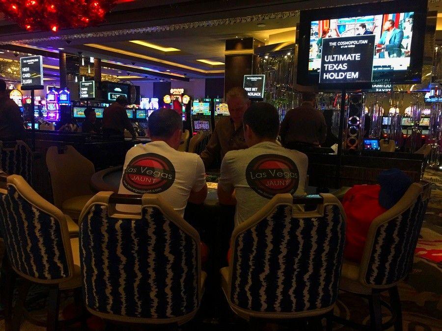 Cosmopolitan Las Vegas Casino Ultimate Poker
