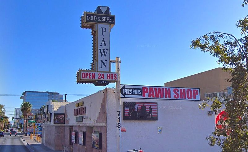 Gold & Silver Pawn Shop Las Vegas