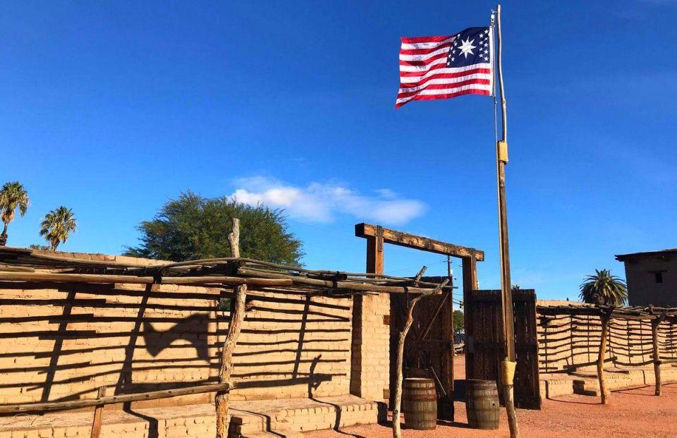 Old Las Vegas Mormon Fort