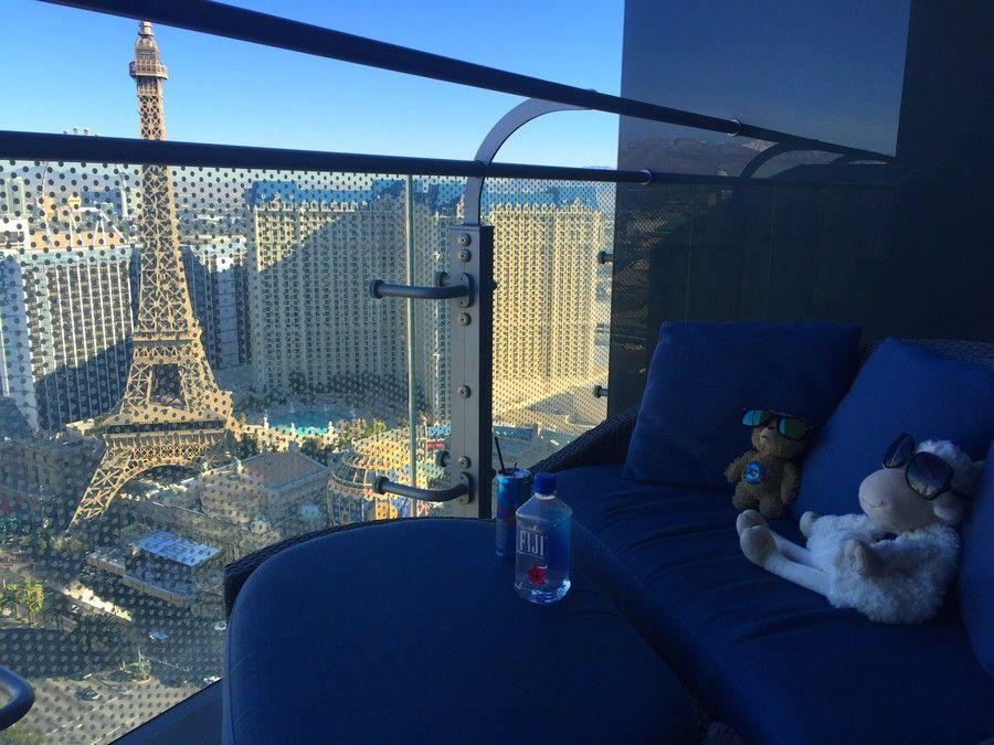 Cosmopolitan Las Vegas Terrace