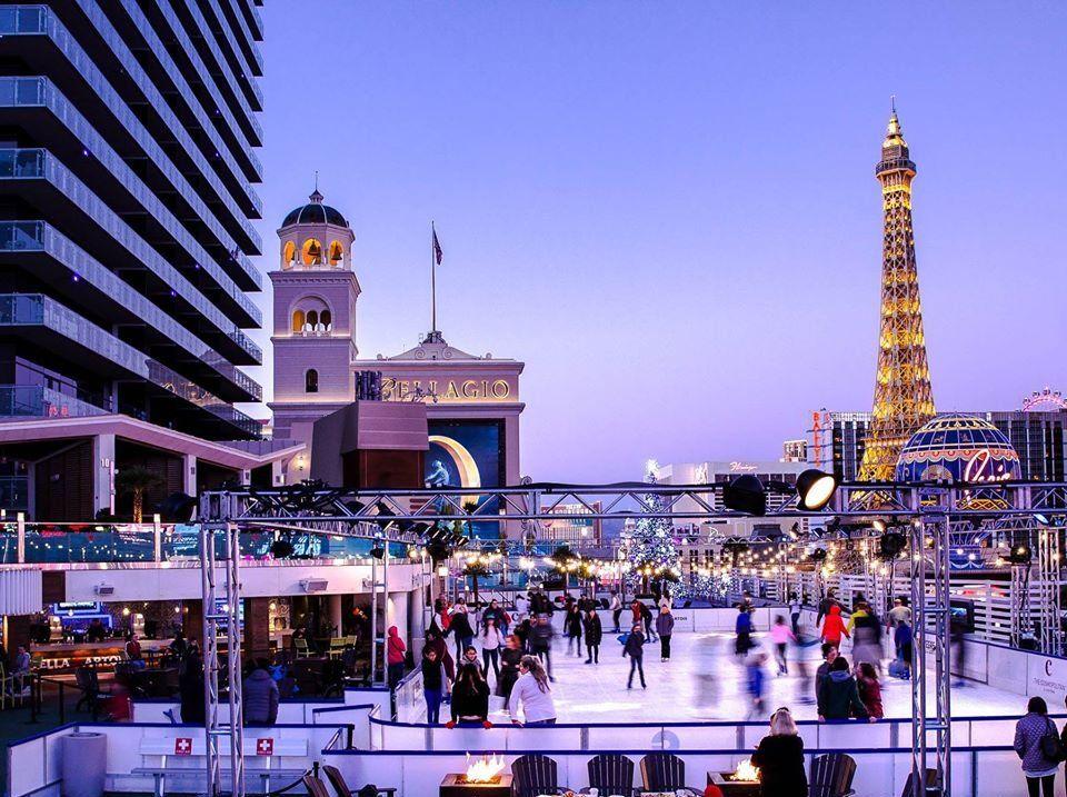 Cosmopolitan Las Vegas Icerink