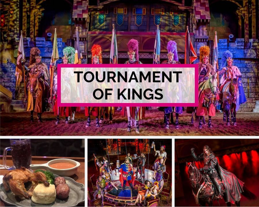 Tournament of Kings Excalibur Las Vegas