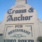 English Pub: The Crown and Anchor