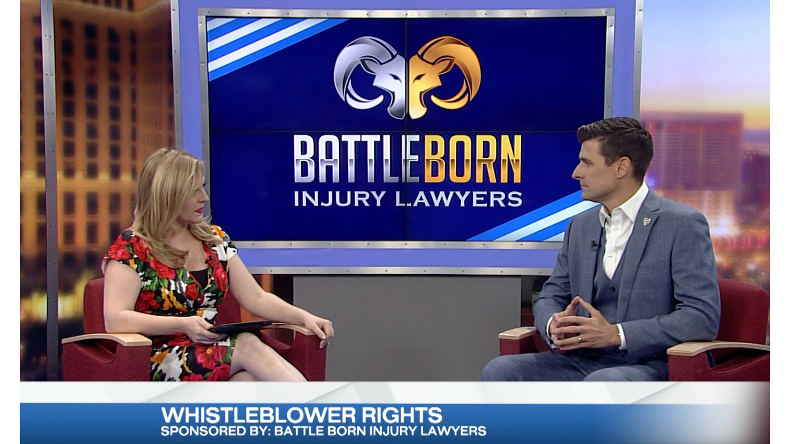 Whistleblower rights with Battle Born Injury Lawyers