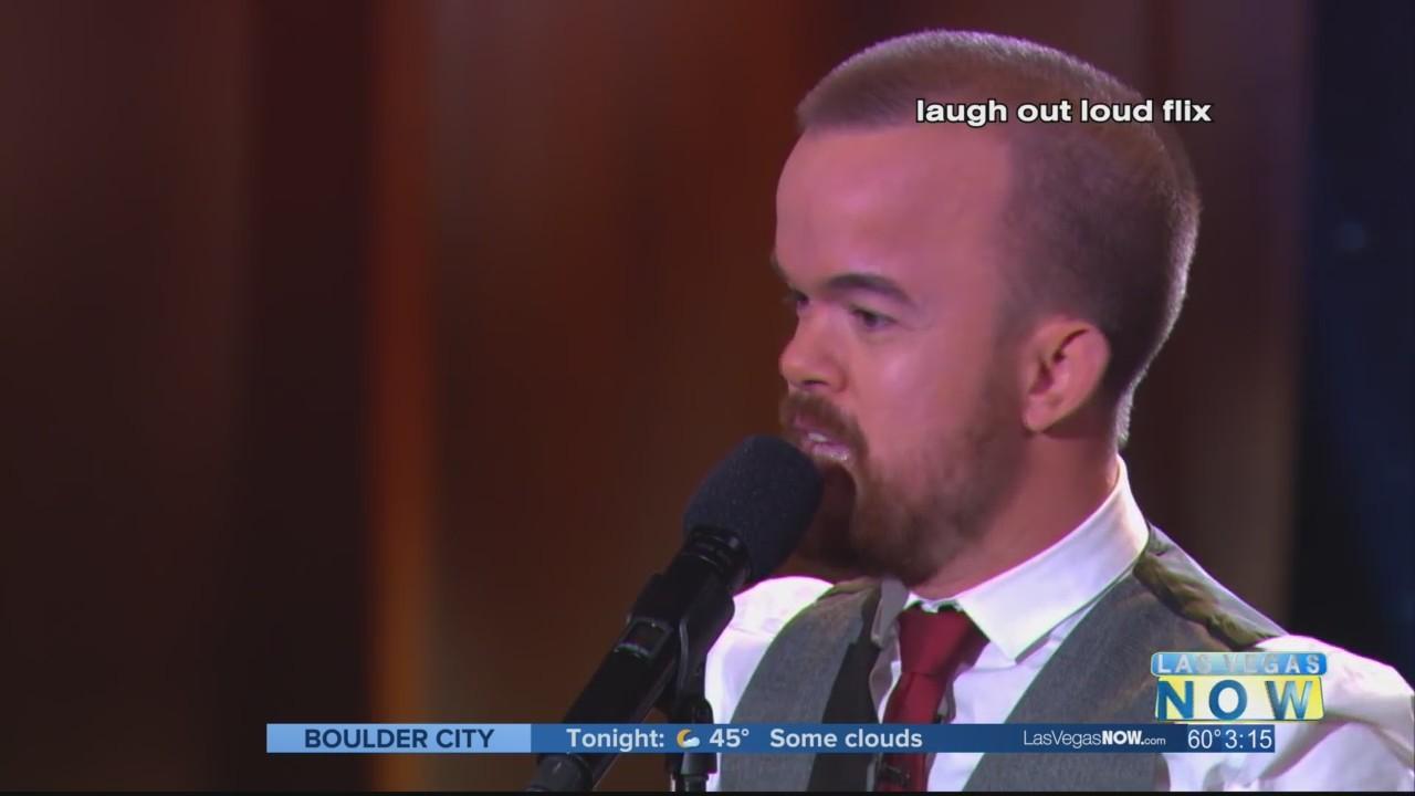 Comedian Brad Williams returns to Vegas